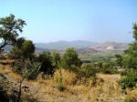 Dorttepe, Bodrum Land - View to northwest